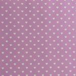 Pale Violet Hearts PV69 Sq